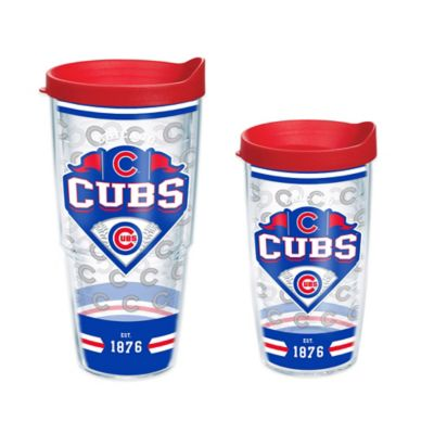 Tervis® MLB Chicago Cubs Classic 24 oz. Wrap Tumbler with Lid