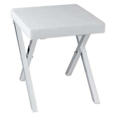 Taymor® Folding Vanity Stool