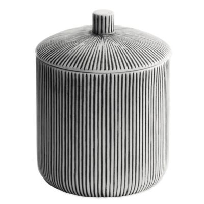 Kassatex Rivington Cotton Jar