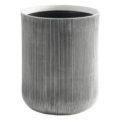 Kassatex Rivington Wastebasket
