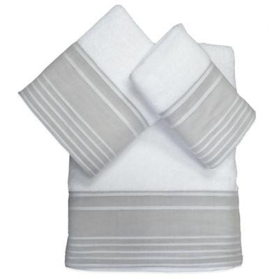 Melange Fingertip Towel