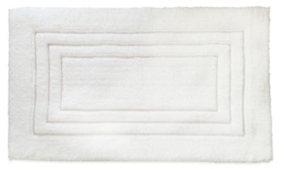 Melange Bath Rug in Beige
