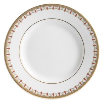 Waterford® Lismore Diamond Cinnabar Bread and Butter Plate
