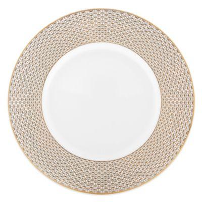 Waterford® Lismore Diamond Cinnabar Accent Plate