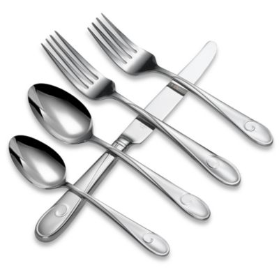 Ballet Ribbon 5-Piece Flatware Place Setting