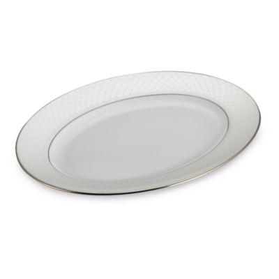 Lenox® Venetian Lace 13-Inch Oval Platter