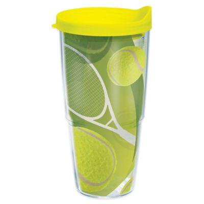 Tervis® Tennis Balls 24 oz. Wrap Tumbler with Lid