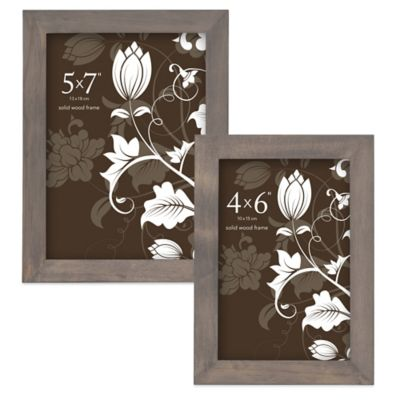 Pine Wood Picture Frames