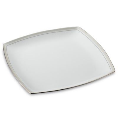 Platinum Matrix 12-Inch Square Platter