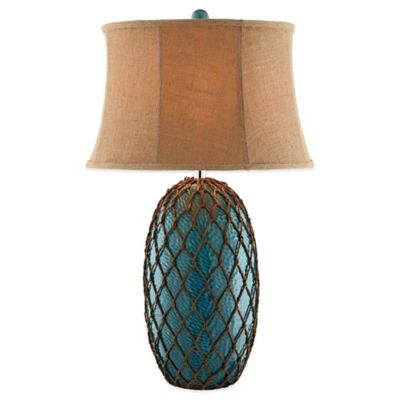 Panama Jack® Middleton Table Lamp in Blue