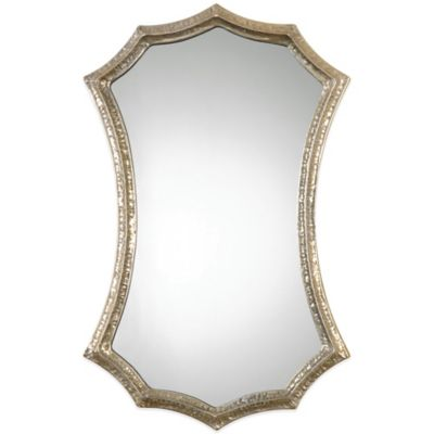 Metal Framed Decorative Wall Mirror