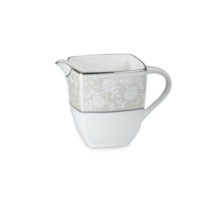 Dishwasher Safe Square Creamer