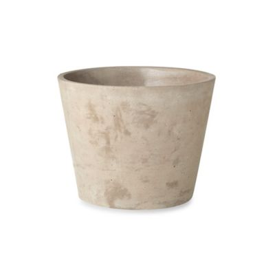 6-Inch Cement Growers Pot