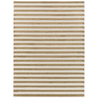 Style Statements Trave 2-Foot x 3-Foot Area Rug in Ivory