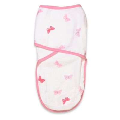 aden® by aden + anais® Large Easy Swaddle™ in Girls & Swirls