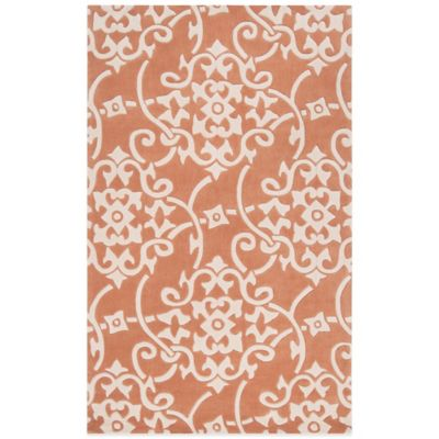 Style Statements Swabia 2-Foot x 3-Foot Area Rug in Grey