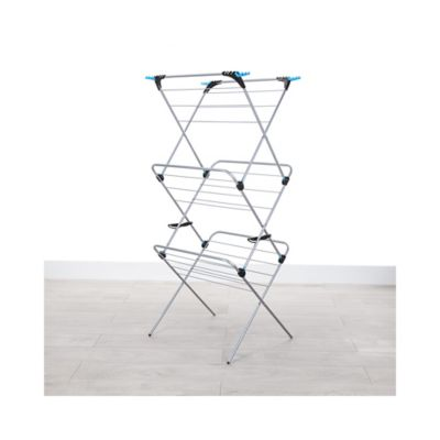 Minky Homecare 3-Tier Plus Indoor Drying Rack