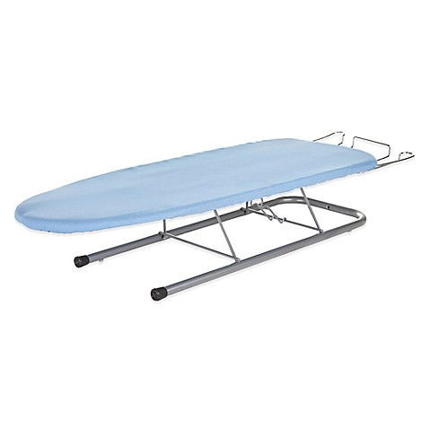 minky homecare table top ironing board buybuy baby. Black Bedroom Furniture Sets. Home Design Ideas