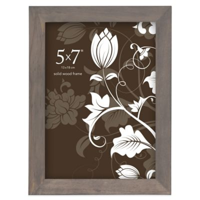 7 inches Wood Frame