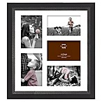 Prinz Monterey 5-Photo Collage Picture Frame in Black