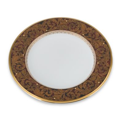Noritake® Xavier Gold 9-Inch Accent Plate