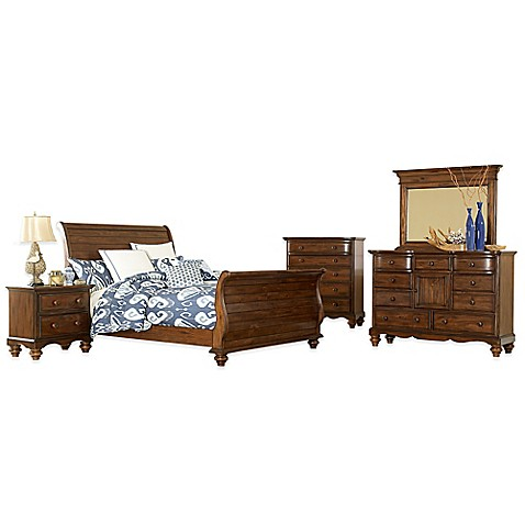 buy hillsdale pine island 5 piece queen sleigh bedroom set price cut limited time offer shop now for the best