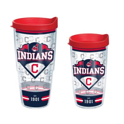 Tervis® MLB Cleveland Indians Classic 16 oz. Wrap Tumbler with Lid