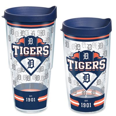 Tervis® MLB Detroit Tigers Classic 16 oz. Wrap Tumbler with Lid