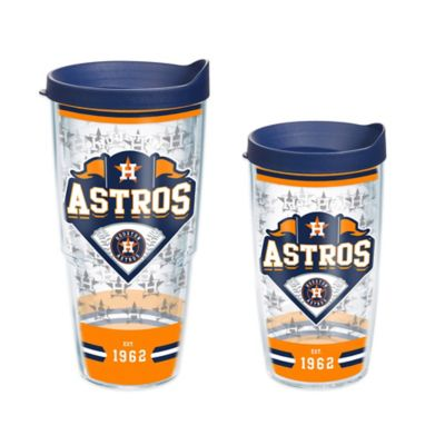 Tervis® MLB Houston Astros Classic 16 oz. Wrap Tumbler with Lid