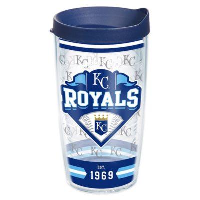 Tervis® MLB Kansas City Royals Classic 16 oz. Wrap Tumbler with Lid