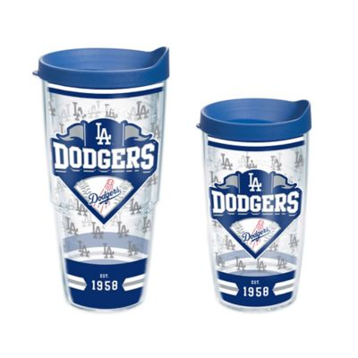 Tervis® MLB Los Angeles Dodgers Classic 16 oz. Wrap Tumbler with Lid