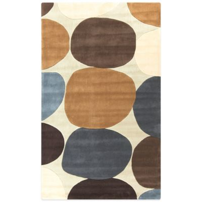 Style Statements Nuremburg 9-Foot x 13-Foot Area Rug in Taupe