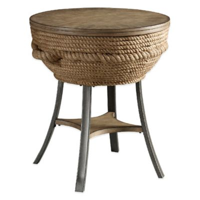 Panama Jack Nautical End Table
