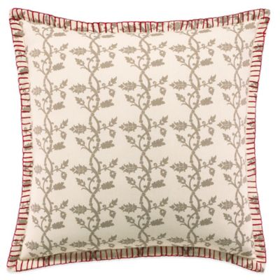 Lady Antebellum Heartland™ Delta Queen Square Throw Pillow in Ivory
