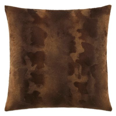 Lady Antebellum Heartland™ Smokey Mountains Square Throw Pillow in Brown