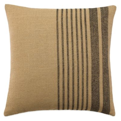 Lady Antebellum Heartland™ Smokey Mountains Square Throw Pillow in Light Brown