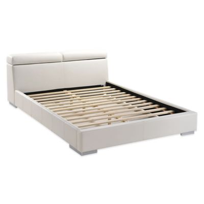 Zuo® Godard Queen Platform Bed in Espresso