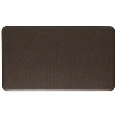 Imprint® Nantucket 26-Inch x 48-Inch Anti-Fatigue Comfort Mat in Espresso