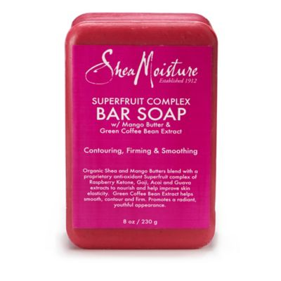 SheaMoisture 8 oz. Superfruit Complex Bar Soap