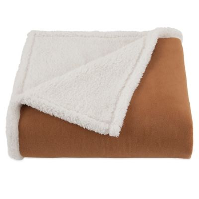 Blue/Brown Blankets & Throws
