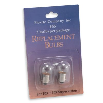 Floxite Replacement Bulb (Set of 2), Model # FL-355