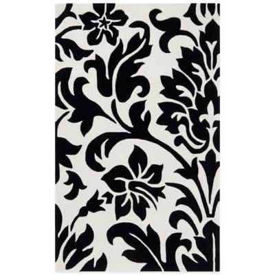 Style Statements Fulda 5-Foot x 8-Foot Area Rug in Beige