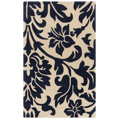 Surya Fulda 9-Foot x 13-Foot Area Rug in Beige