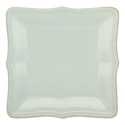 Ice Blue Dinner Plate