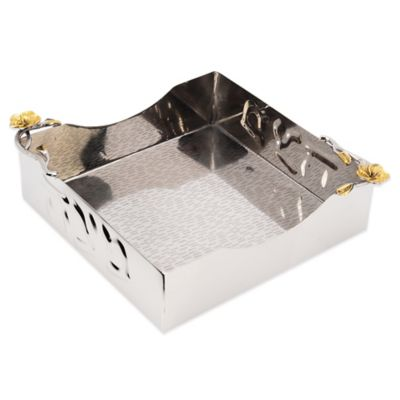 Steel Silver Trays