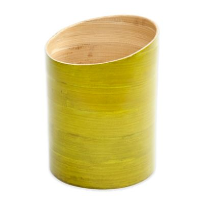 Gibson Overseas Bamboo Utensil Holder Counter Organization