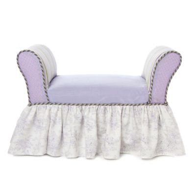 Glenna Jean Penelope Upholstered Child's Bench