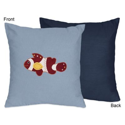 Blue Kids Pillows