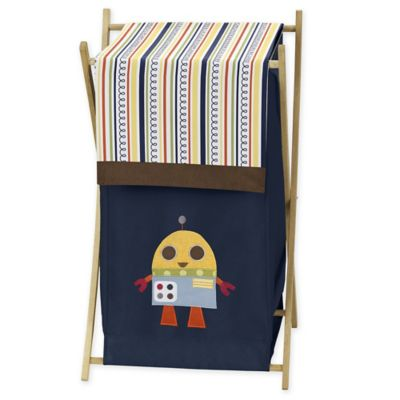 Sweet Jojo Designs Robot Hamper