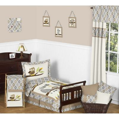 Sweet Jojo Designs Safari Outback 5-Piece Toddler Bedding Set